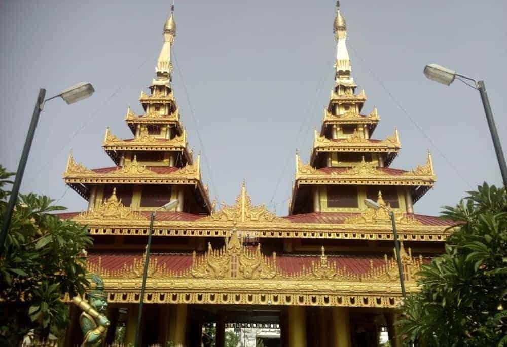 pagoda Kyauktawgyi