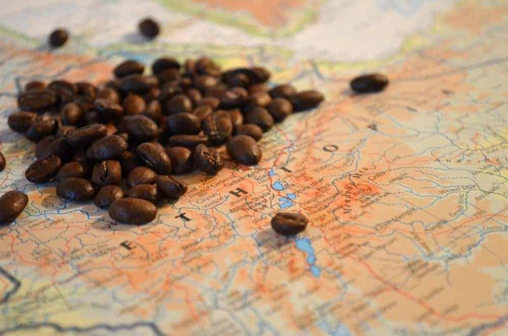 etiopia cafea